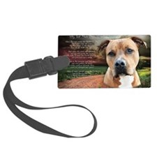 godmadedogs(laptop) Luggage Tag