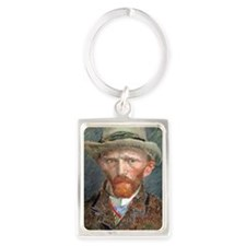 VG Self4 Portrait Keychain