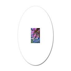 iPad Monet Aga2 20x12 Oval Wall Decal
