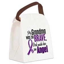 D Grandma Canvas Lunch Bag