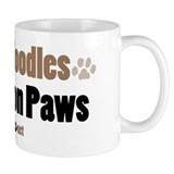 Weimardoodle dog Coffee Mug