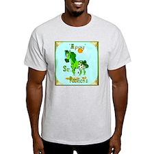 Appy St. Patricks _pillow T-Shirt