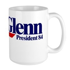 ART Glenn for President 1984 Mug