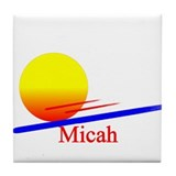 Micah Tile Coaster