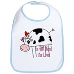 In the Moo'd Bib