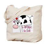 In the Moo'd Tote Bag