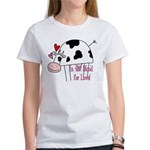 In the Moo'd Women's T-Shirt