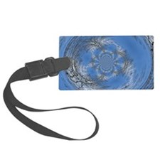 Clouds and tree: a reverie Luggage Tag