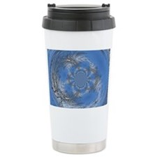 Clouds and tree: a reverie Ceramic Travel Mug