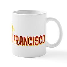 wakeUpSanFrancisco_tshirt_light Mug