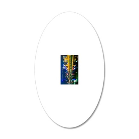 3g_0055_Hai Linh Truong 2.0  20x12 Oval Wall Decal