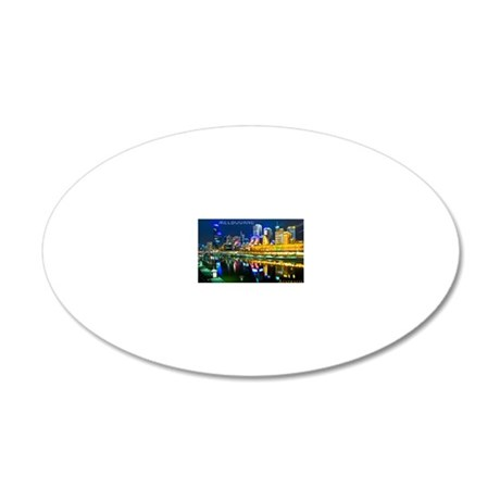laptop_0055_Hai Linh Truong  20x12 Oval Wall Decal