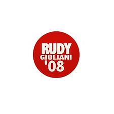 Rudy in 08 Mini Button