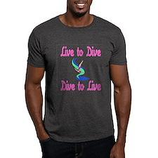 DiveChick LTD T-Shirt