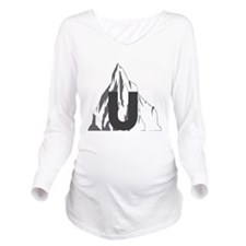 URock Long Sleeve Maternity T-Shirt