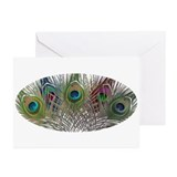 """Many Feathers, One Bird"" Greeting Cards (Package"