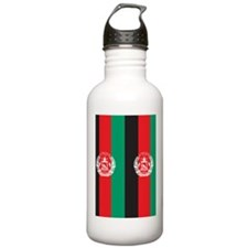 FlipFlopTemplateAfghan Water Bottle