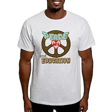 GET AN EDUCATION! T-Shirt
