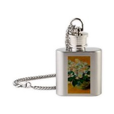 RM Monet 19 Flask Necklace