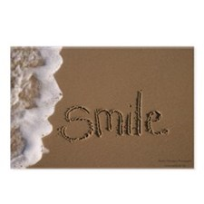 smile Postcards (Package of 8)