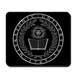 Miskatonic Seal Mousepad (Black)