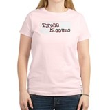 Tyrone Biggums women's  Pink T-Shirt