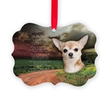 godmadedogs(oval) Ornament