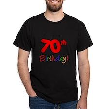 Nonno 70th birthday T-Shirt