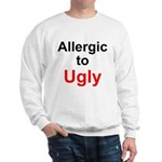 Allergic to Ugly Sweatshirt
