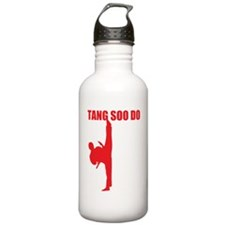 Tang Soo Do Dark Water Bottle