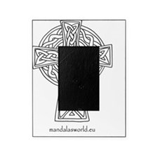 iPhone Celtic Cross n5 Dark Picture Frame
