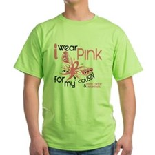 - I Wear Pink for my Cousin T-Shirt