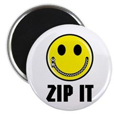 "Smiley Face 2.25"" Magnet (10 pack)"