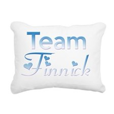 finnick Rectangular Canvas Pillow