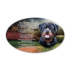 godmadedogs(license) Decal Wall Sticker