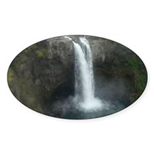 Snoqualmie Falls Decal