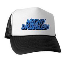 MIGHTY DRIBBLERS LOGO PNG Trucker Hat