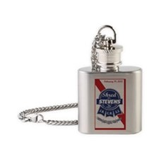 stevens-3x5 Flask Necklace