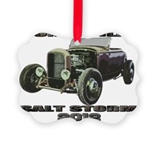 salt storm 2012 Ornament