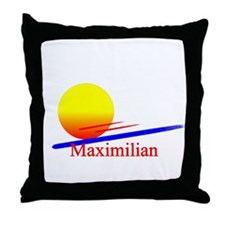 Maximilian Throw Pillow