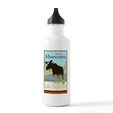 minnesota_II Water Bottle