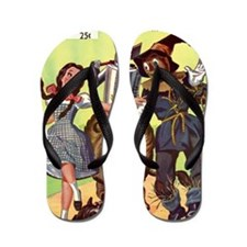 CI BAUM OZ big Flip Flops