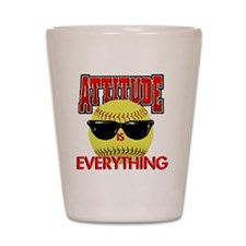 Attitude_Softball_2500 Shot Glass