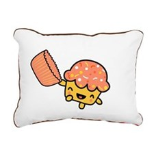 muffinnegru Rectangular Canvas Pillow