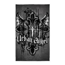 UrbanAngel_LightLPoster 3'x5' Area Rug