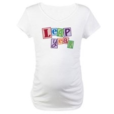 leap year baby_dark Shirt