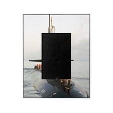 narwhal large framed print Picture Frame