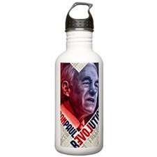 23x35 Ron Paul Revolut Water Bottle