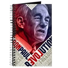23x35 Ron Paul Revolution Poster Journal