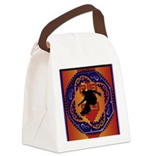Skateboarding is a lifestyle 34 Canvas Lunch Bag